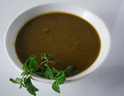 Vegetable Dhansaak
