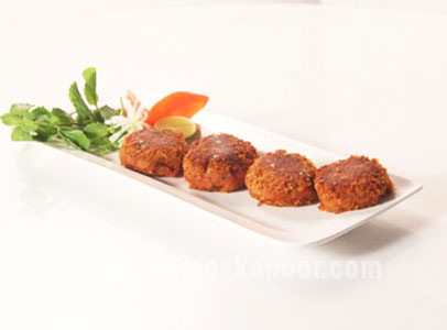 Vegetable Tikki