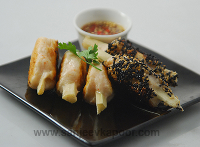 6 party starter recipes to get you started recipes chef vietnamese prawns forumfinder Images