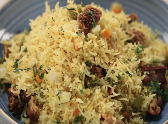 WADI VEGETABLE PULAO - skk