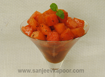 Watermelon aur Imli ka Salad