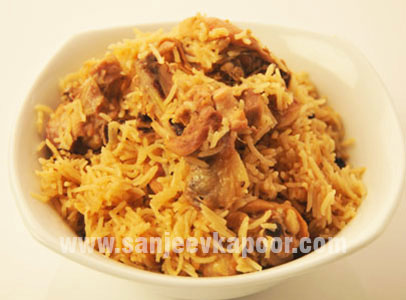 recipe: lucknowi biryani recipe sanjeev kapoor [39]