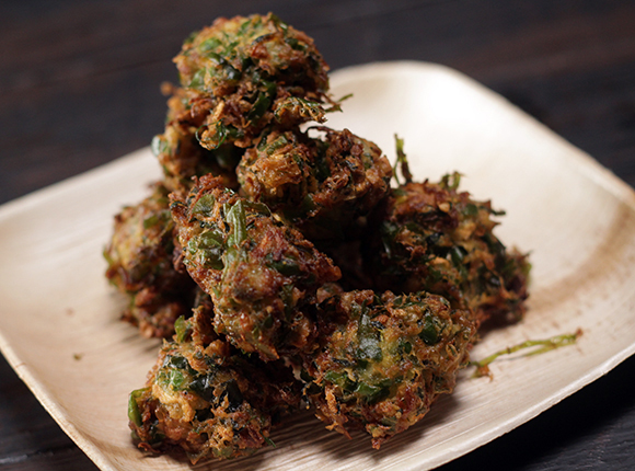 Spinach And Feta Fritters Recipes — Dishmaps