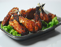 Air Fried Chicken Wings - Cook Smart