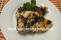 Chargrilled Chicken with Thyme