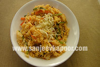 Cheesey Pepper Rice