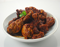 Coorg Style Dry Chicken - Cook Smart