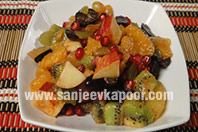 Fresh Fruit Chaat