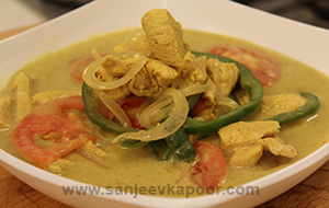 Goan Chicken Stew