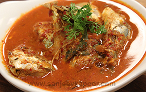 Goan Mackerel Curry
