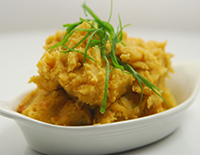 Mashed Sweet Potatoes Thai style-Cook Smart