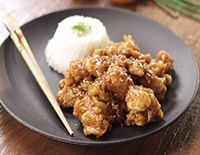 Orange Chicken - SK Khazana