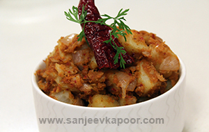Potato Sukka