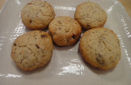 Quick Oats Cookies