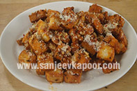 Saucy Tomato Croutons