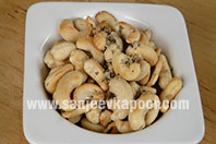 Spiced Cashewnuts