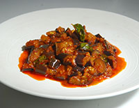 Spicy Baingan-Cook Smart
