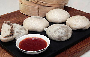 Steamed Lamb Buns