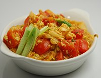 Tomato and Egg Chinese Style-Cook Smart