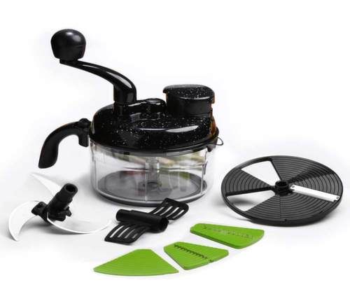 Wonderchef Turbo Food Processor for making Salads